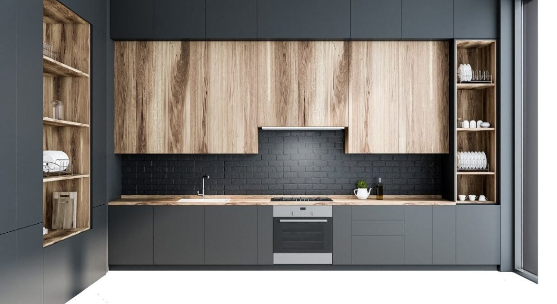 DKB-Dark-Grey-Wood-Kitchen