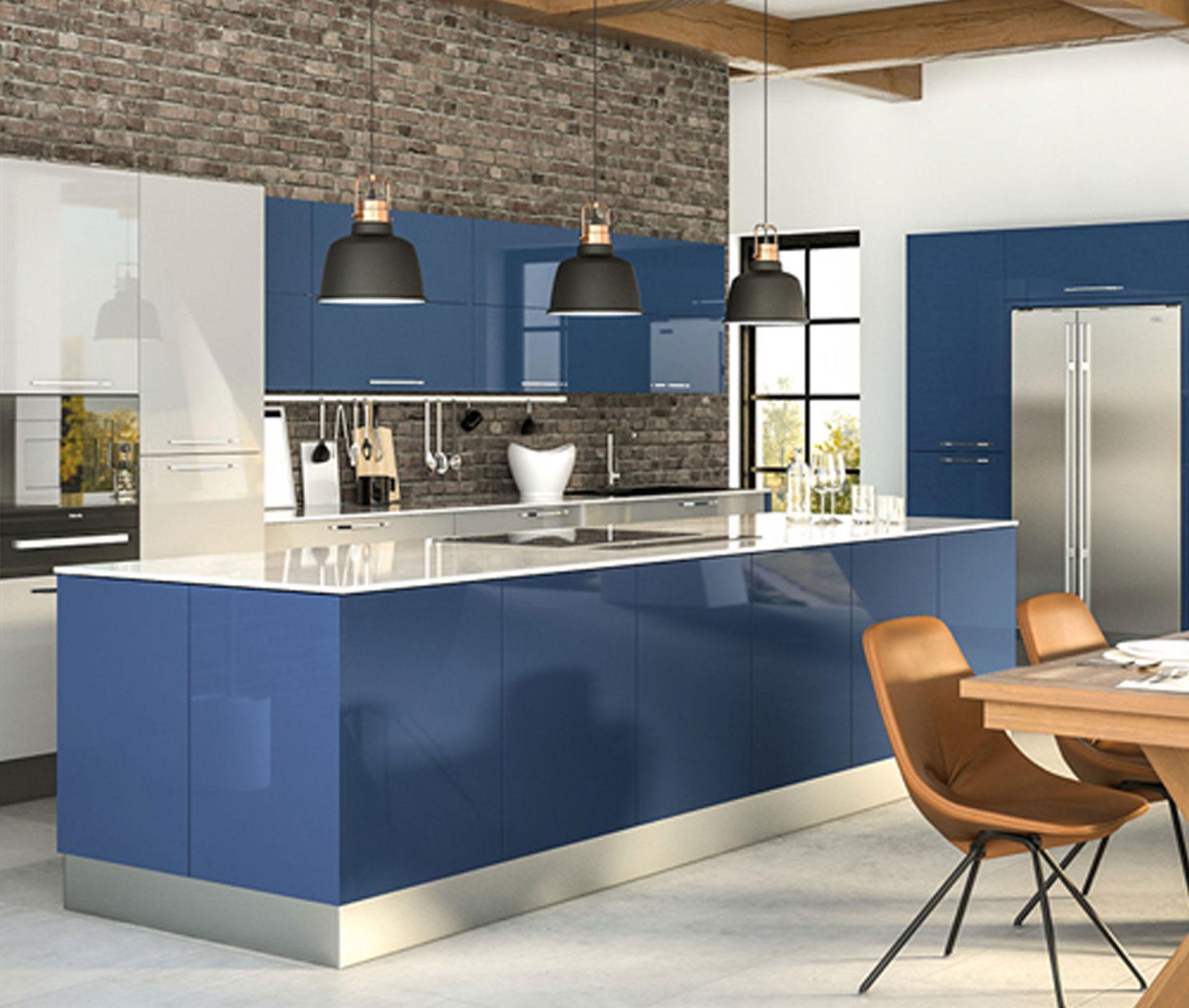 DKB-Blue-Kitchen-Big-Island