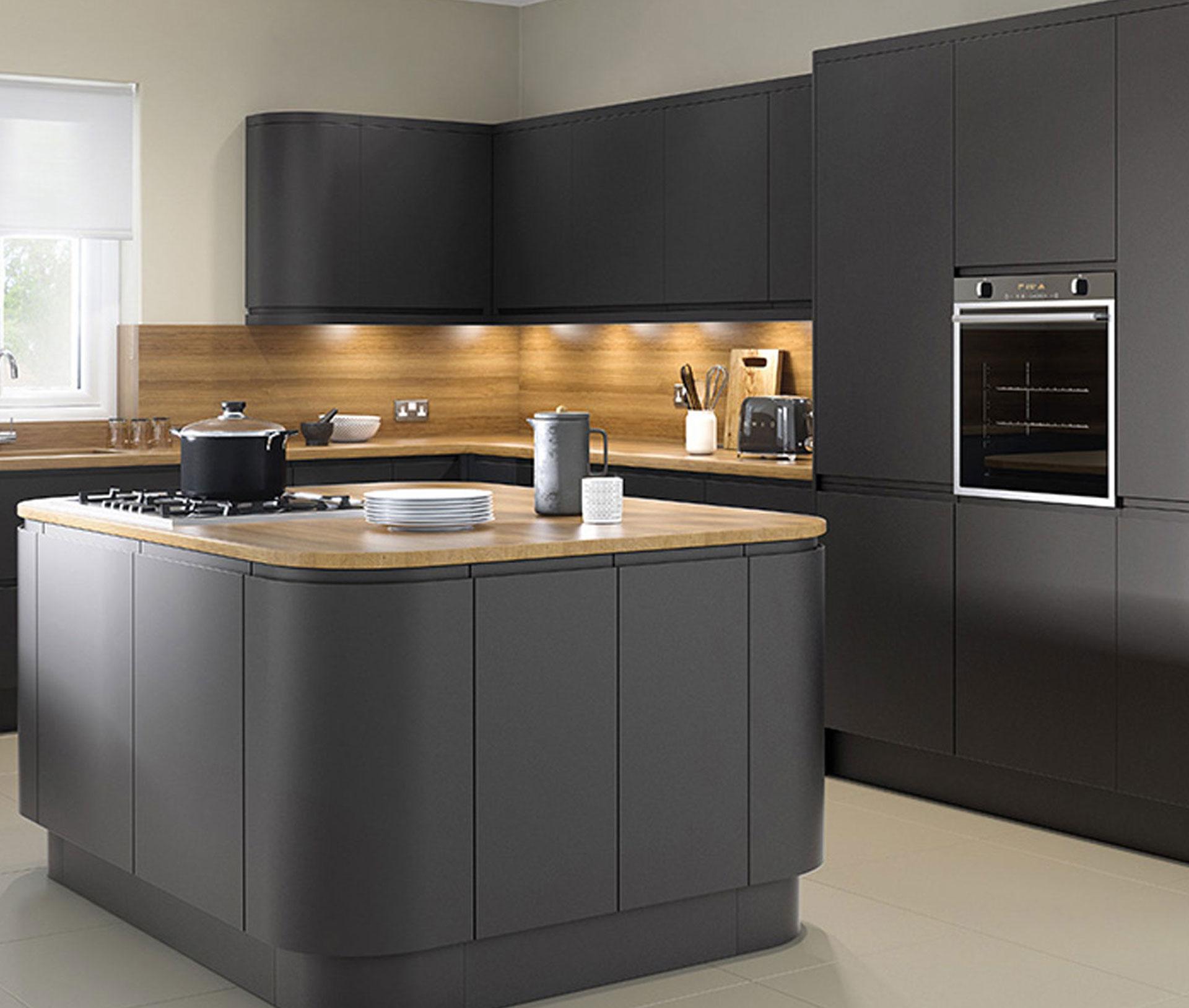 DKB-Curvy-DarkGrey-Kitchen