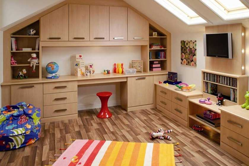 Children's Fitted Bedroom Furniture