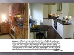 kitchen testimonial