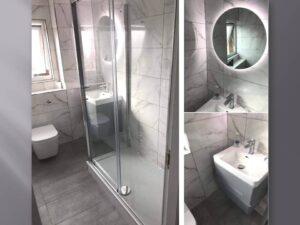 livingston fitted bathroom