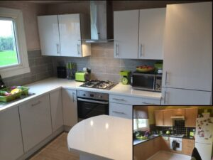 east kilbride fitted kitchen