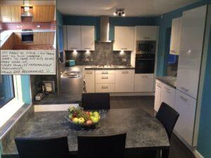 glasgow fitted kitchen
