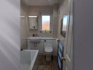hamilton fitted bathroom