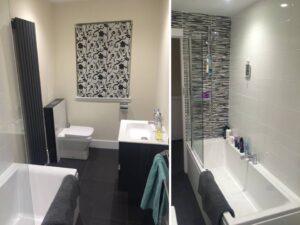 glasgow extension bathroom