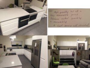 glasgow extension kitchen