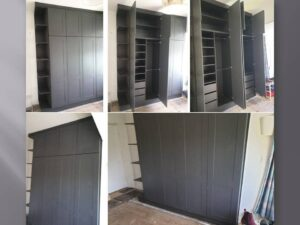 g44 tall fitted bedroom wardrobes