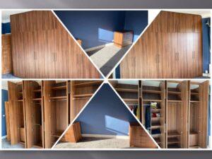 glasgow bespoke bedroom furniture