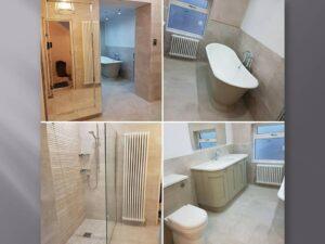 glasgow g77 newton mearns traditional bathroom