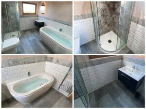 bathgate fitted bathroom