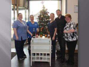 hospice unit donation