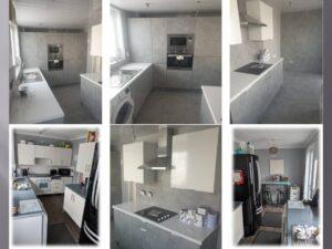 larkhall fitted kitchen