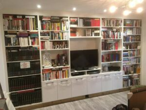 kaizen made to measure library media unit