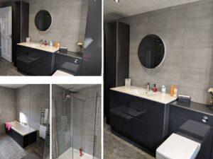 biggar fitted bathroom