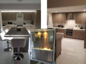 motherwell fitted kitchen