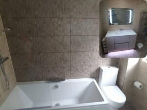 porcelanosa bathroom