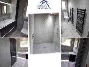 strathaven wetroom bathroom