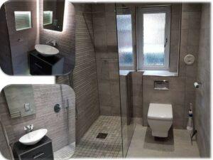 lanark wetroom bathroom