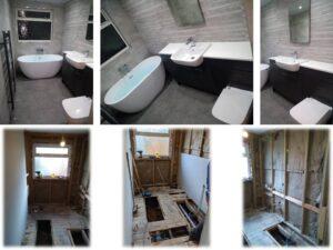 larkhall fitted bathroom
