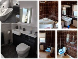 strathaven fitted bathroom