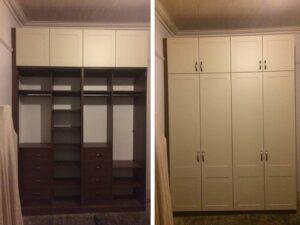 tall bedroom units