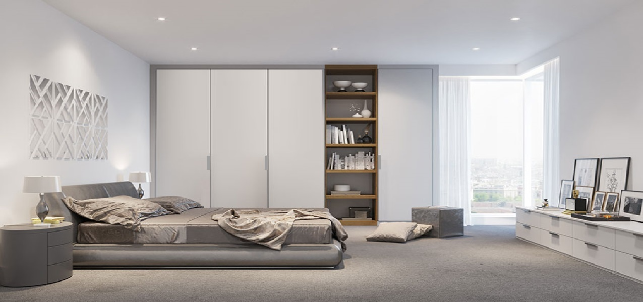 ultra modern bedroom wardrobes